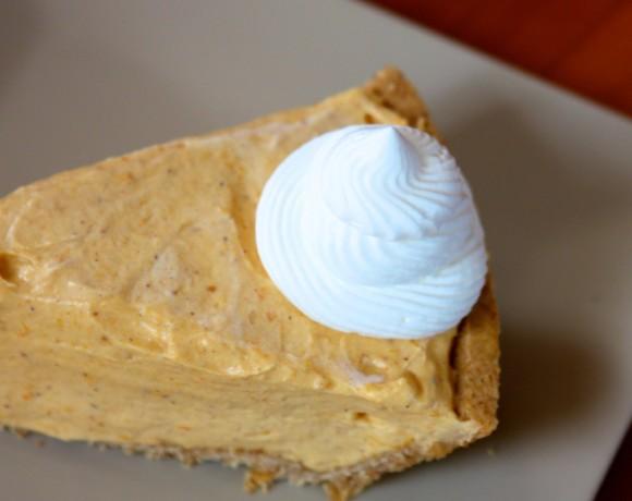 Pumpkin Pie- Midwest Style