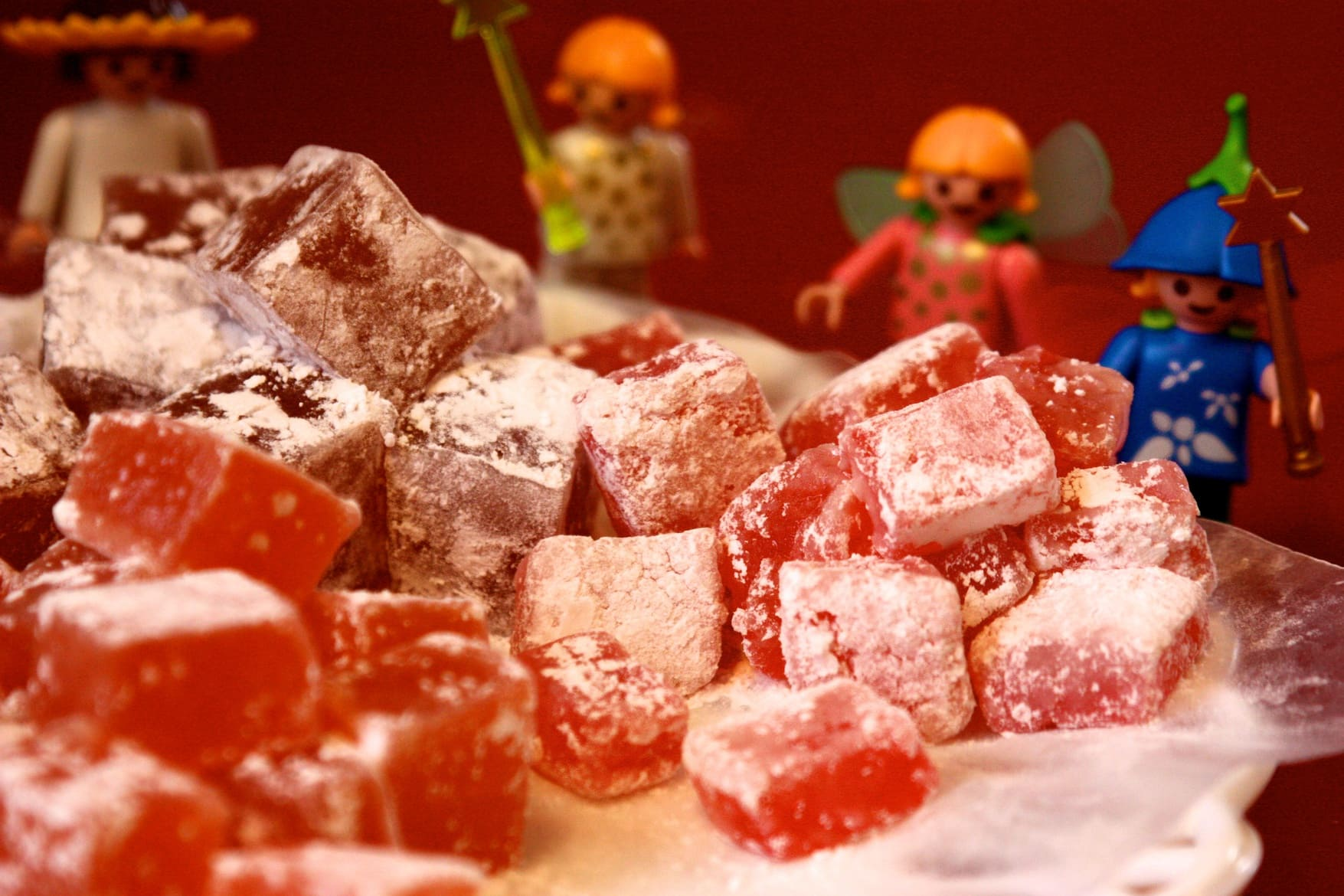 Turkish Delight e Food of Fairies Speedbump Kitchen
