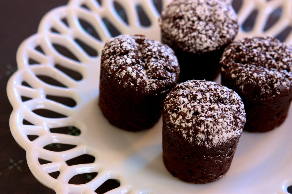 California Dreaming...Chocolate Bouchons - Speedbump Kitchen