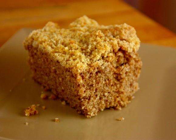 Auntie Esther's Crumb Cake