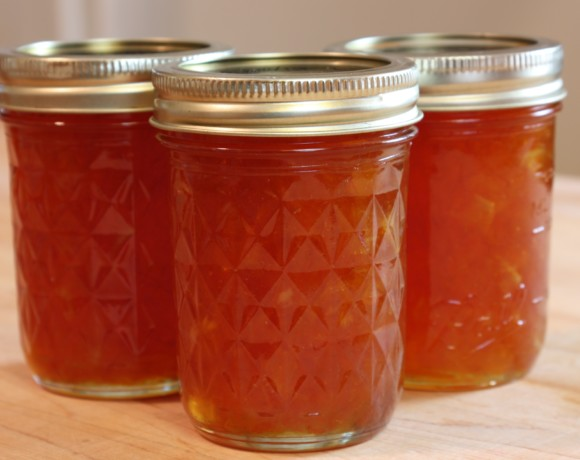 Orange Marmalade with Training Wheels