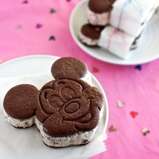 Mickey Ice Cream Sandwiches